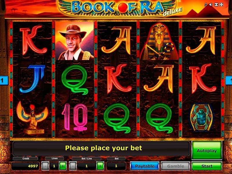 игровые автоматы бесплатно book of ra