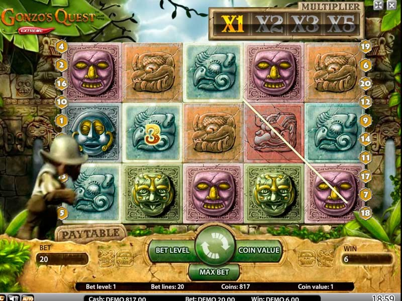 Игровой автомат гонзо игровой автомат golden games ya888ya org играть