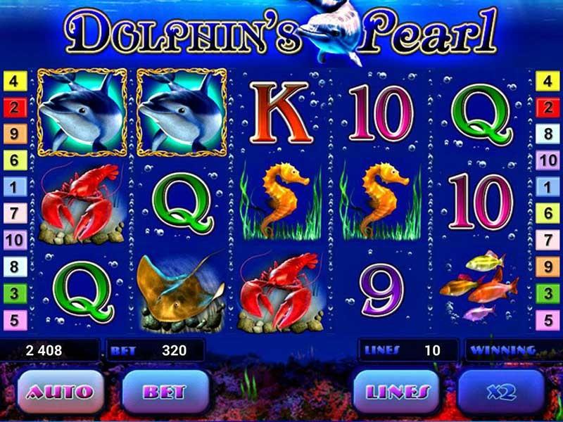 игровые автоматы дельфиновый риф
